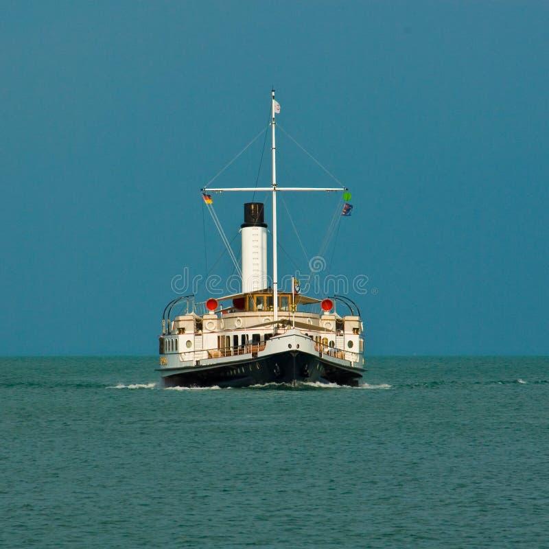 Steamboat fotografia stock libera da diritti
