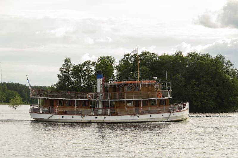 steamboat стоковая фотография