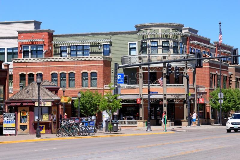 Steamboat Springs, Colorado immagini stock