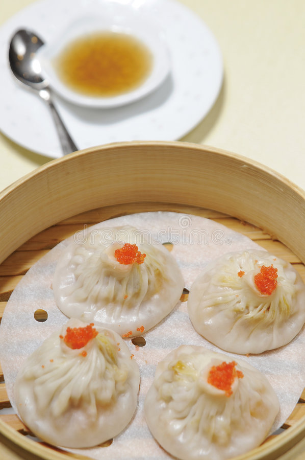 Steamed. Chinese steamed,snack,dim sum royalty free stock photos