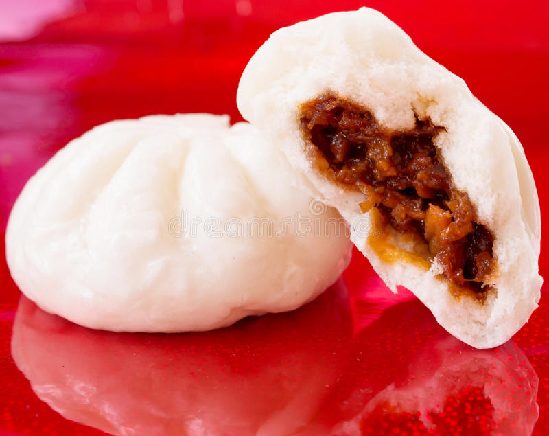Steamed dumpling royalty free stock images