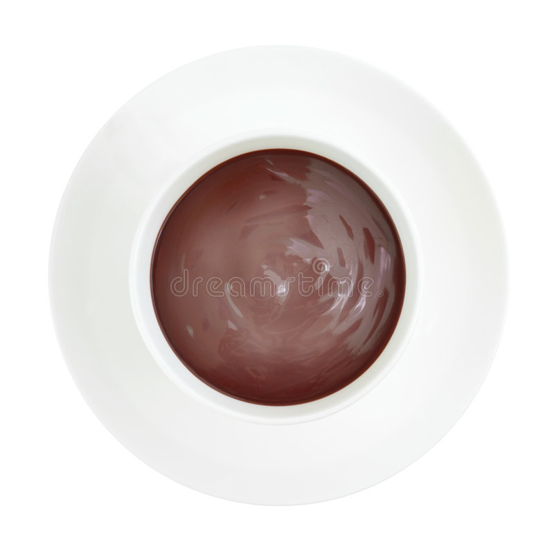 Download Steaming Cup Of Hot Chocolate Stock Image - Image: 8154037