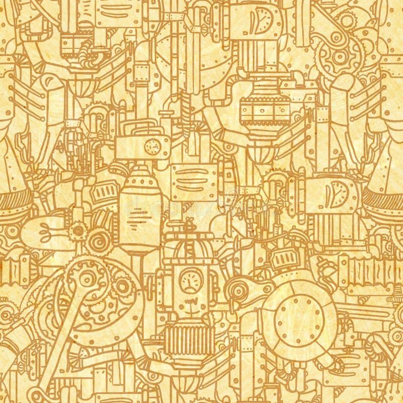 steampunk картины бесплатная иллюстрация