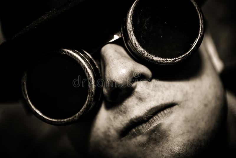 Steampunk στοκ εικόνες με δικαίωμα ελεύθερης χρήσης