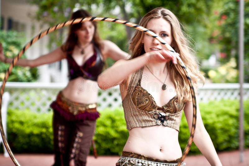 Download Steampunk Bellydancer Editorial Stock Image - Image: 20262939