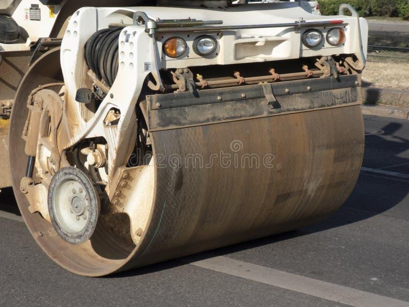 steamroller royalty-vrije stock fotografie