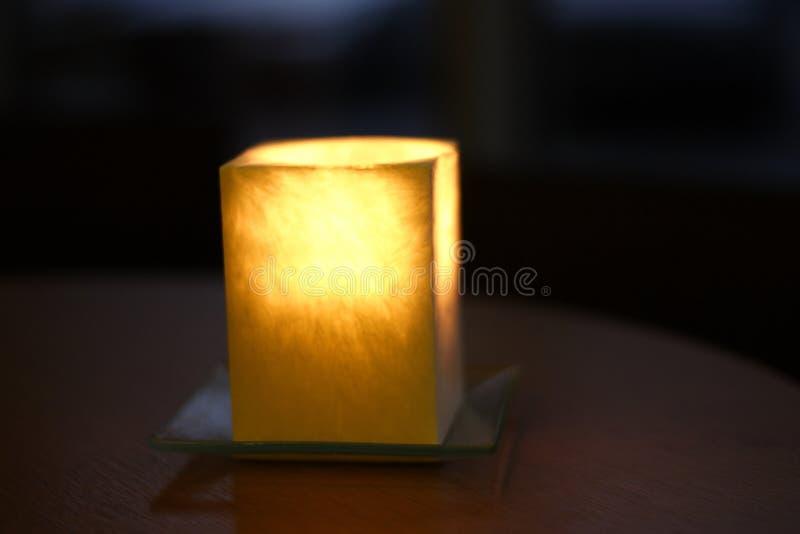 Download Stearinljus fotografering för bildbyråer. Bild av afton - 522957