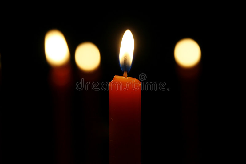 stearinljuslampa royaltyfria bilder