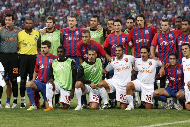 Steaua Bucarest images stock