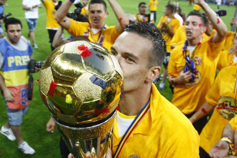 Steaua Bucarest FC Brasov images libres de droits