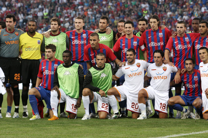 Steaua Bucharest stockbilder