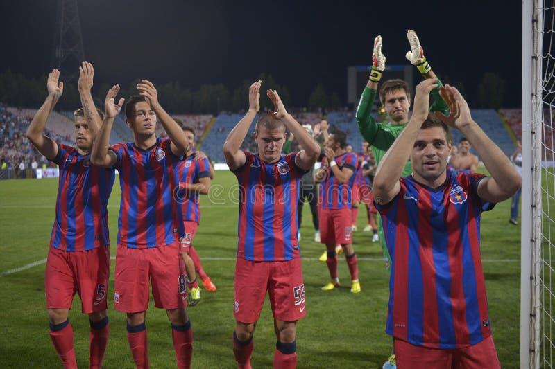 Steaua Bucharest - CFR Cluj