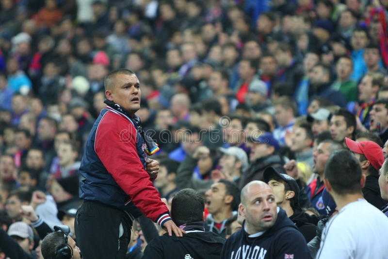 Download Steaua Bucharest - Rapid Bucharest Editorial Photo - Image of team, pitch: 21772781