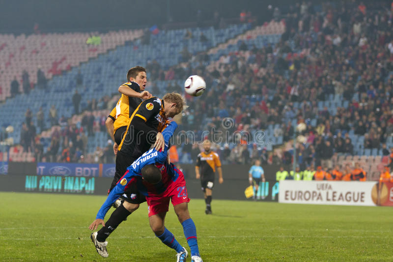 Steaua Bucharest - Utrecht (EUROPA LEAGUE)