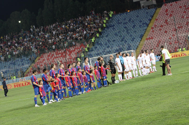 Download Steaua - Dinamo Editorial Photography - Image: 11080652