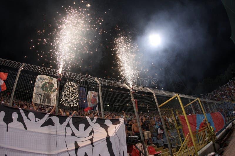 Steaua Verfechter stockfoto