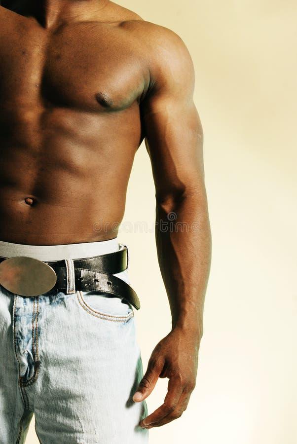 Stedelijk mannelijk torso 2 stock foto's