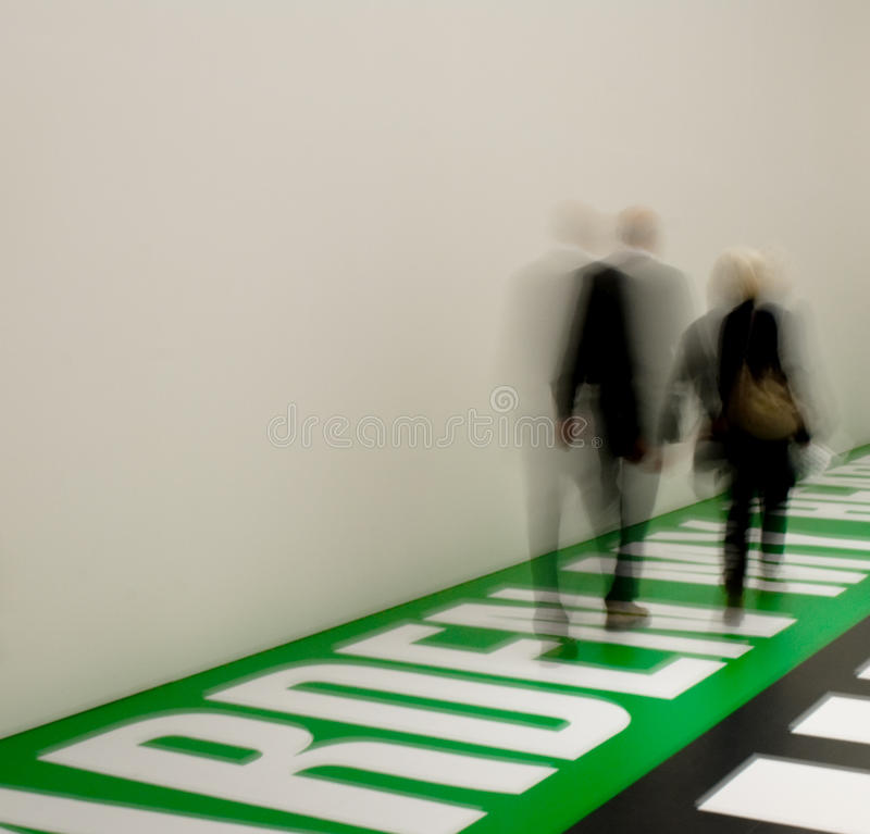 Stedelijk-Museum stockbild