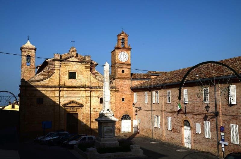 Stedelijke Architectuur De havenstad van Ancona wordt gevestigd langs de oostelijke kusten van de Adriatische kust en is admin, A stock afbeeldingen