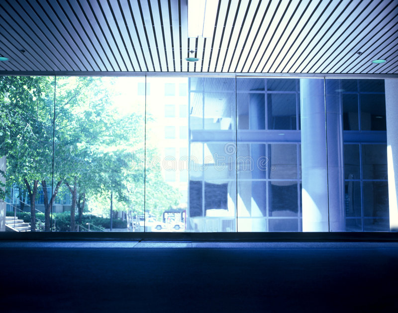 Stedelijke venstermening