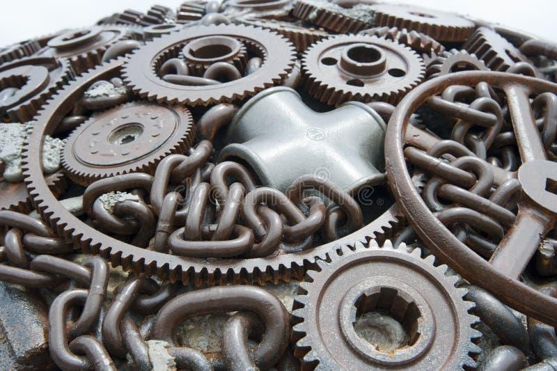 Download Steel stock photo. Image of concept, gear, mechanism - 15025654