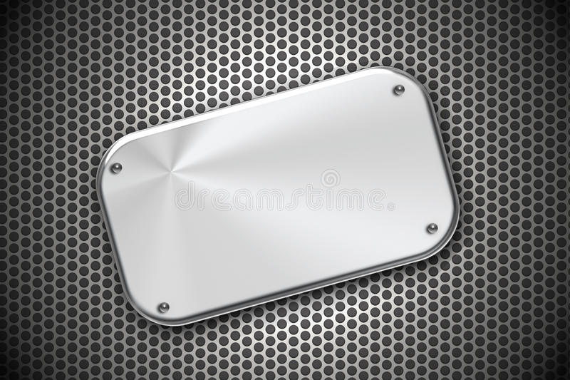 Download Steel stock illustration. Illustration of metallic, element - 23122449