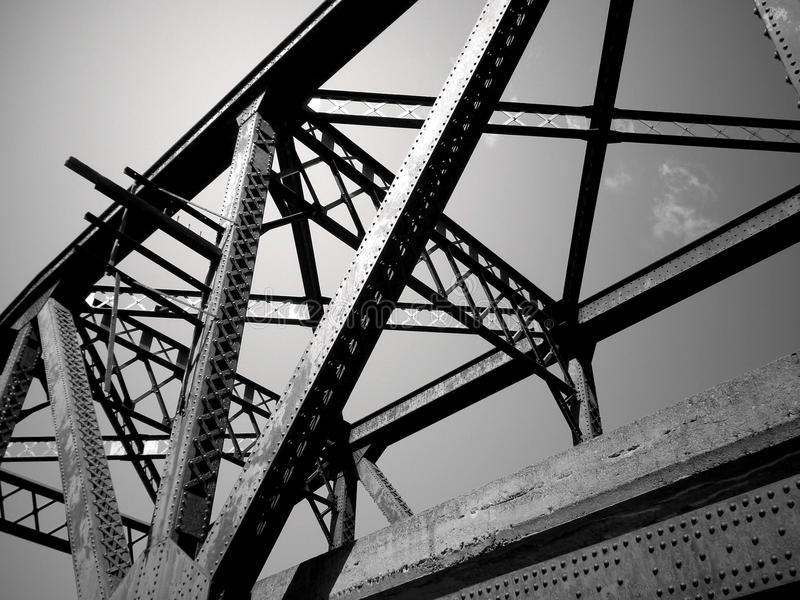 Steel Abstract royalty free stock images