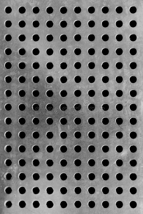 Steel background stock image