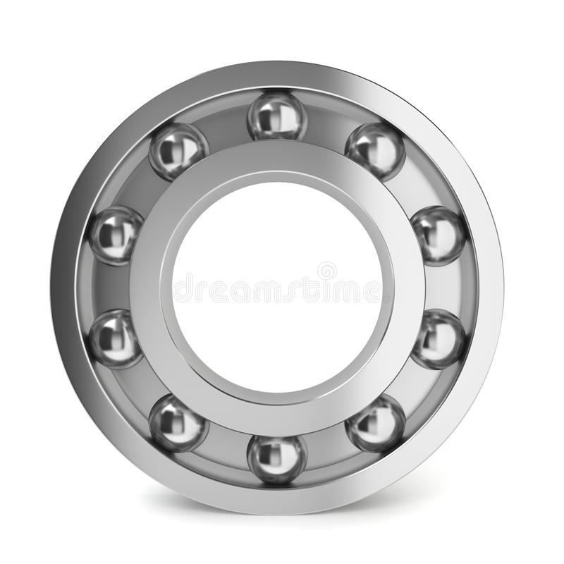 Download Steel ball bearing stock illustration. Image of mechanism - 33265738