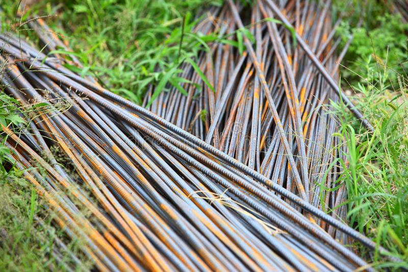 Steel bar royalty free stock images