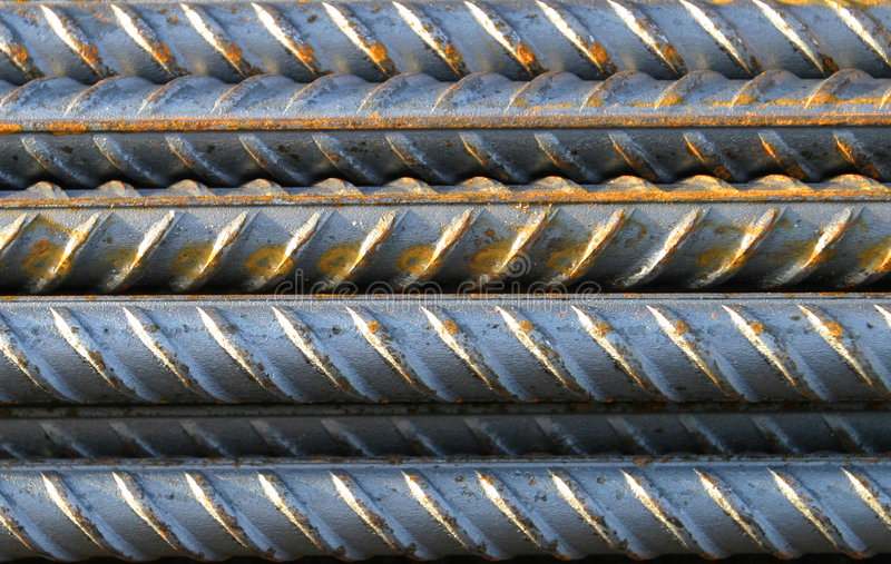 Download Steel Bars 1 stock image. Image of lines, trailer, construction - 51605
