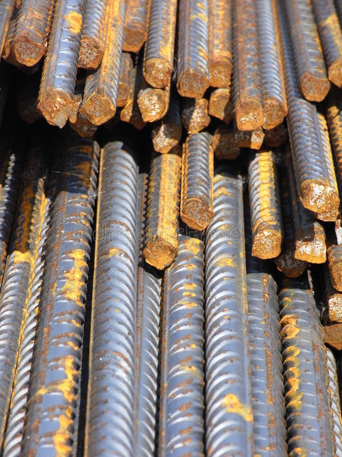 Free Steel Bars Royalty Free Stock Photos - 10258268