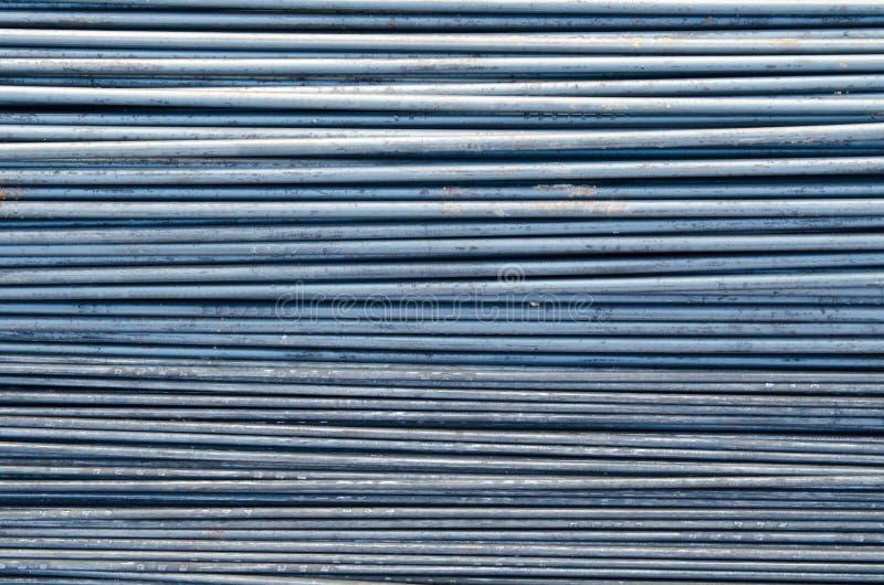 Steel bars royalty free stock photo