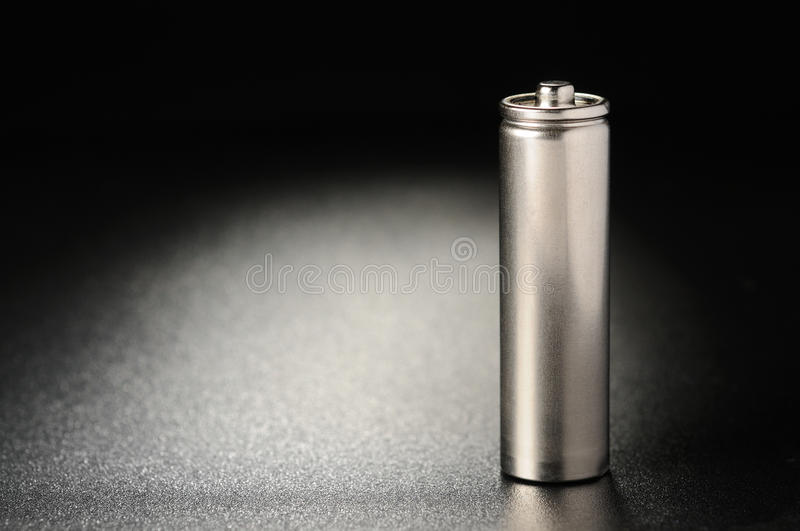 Download Steel battery stock image. Image of steel, up, close - 26516579