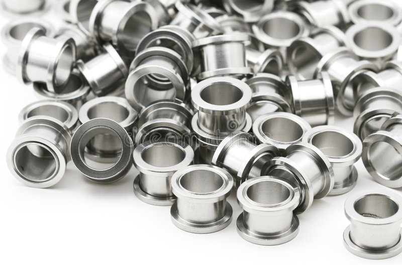 Download Steel Body Jewelry Stock Photo - Image: 2329760