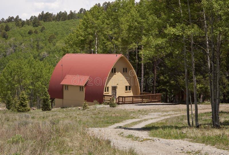 Steel cabin
