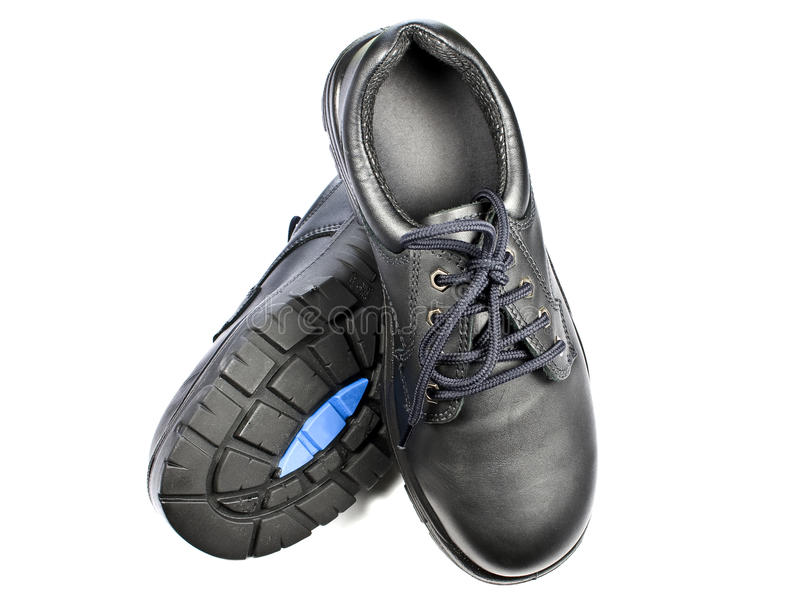 Download Steel Cap Safety Shoes stock photo. Image of sole, steel - 16310648