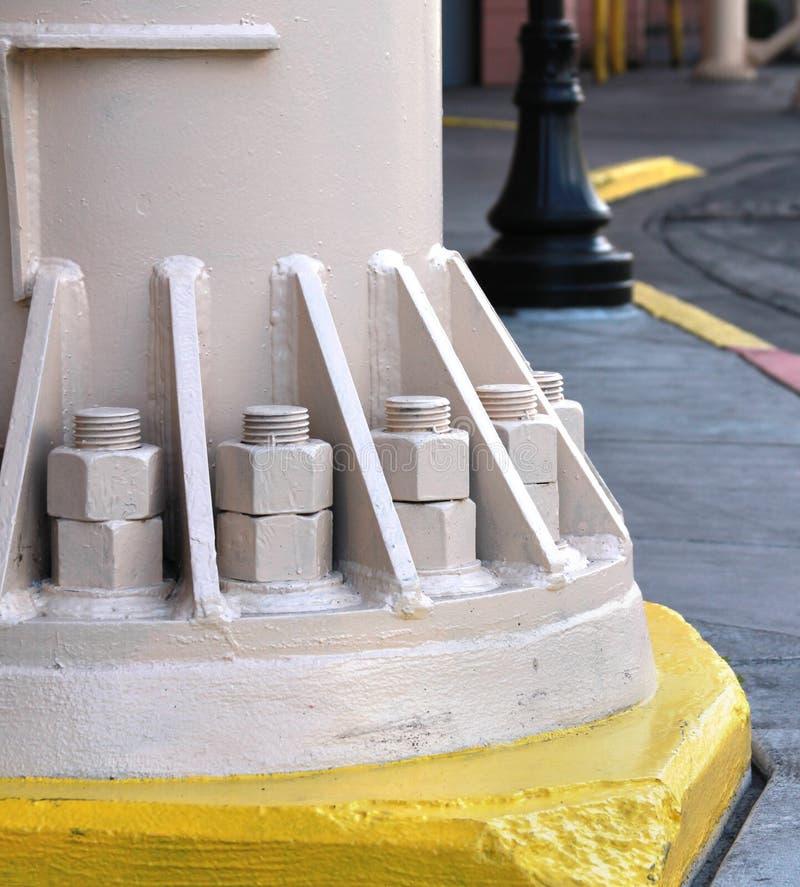 Free Steel Column Royalty Free Stock Photos - 19864128