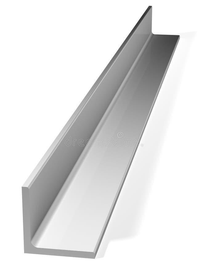Steel Corner Royalty Free Stock Image