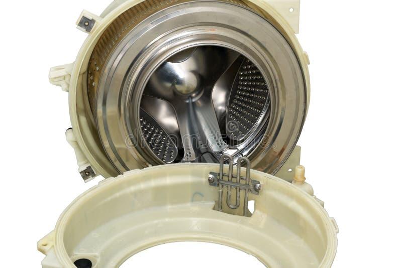 Download Steel Drum Of A Washing Machine. Royalty Free Stock Image - Image: 26838236