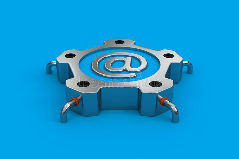 Download Steel Email Stock Images - Image: 26408814