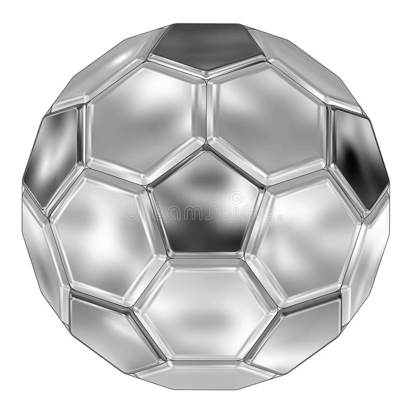 Free Steel Football Royalty Free Stock Images - 14507699