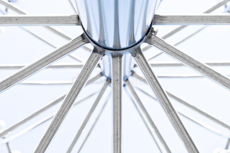 Download Steel framework stock image. Image of city, built, outdoors - 23067081