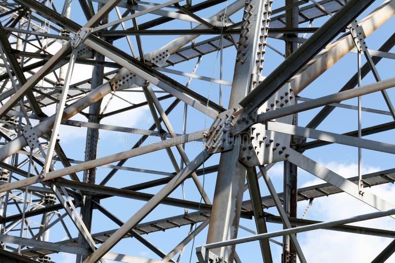 Download Steel framework stock photo. Image of framework, closeup - 33137366