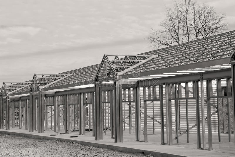 Download Steel Framing stock photo. Image of steel, girders, development - 25234820