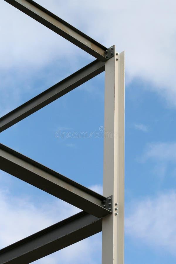Download Steel girders stock image. Image of strong, steel, iron - 334387