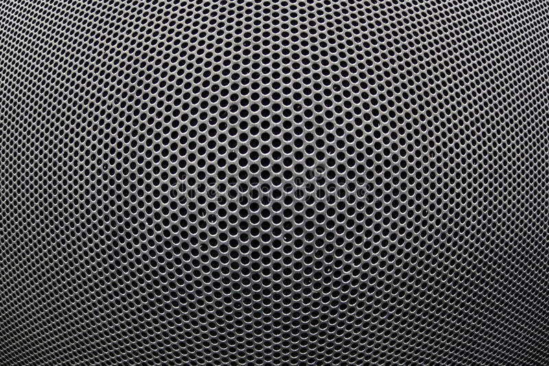 Steel grid royalty free stock photography