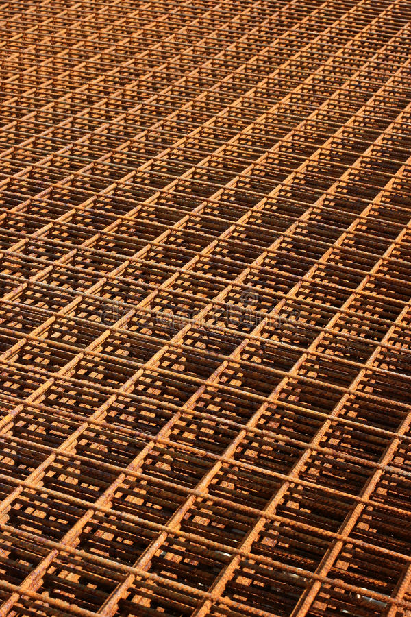 Free Steel Grids 4 Stock Photo - 33033280