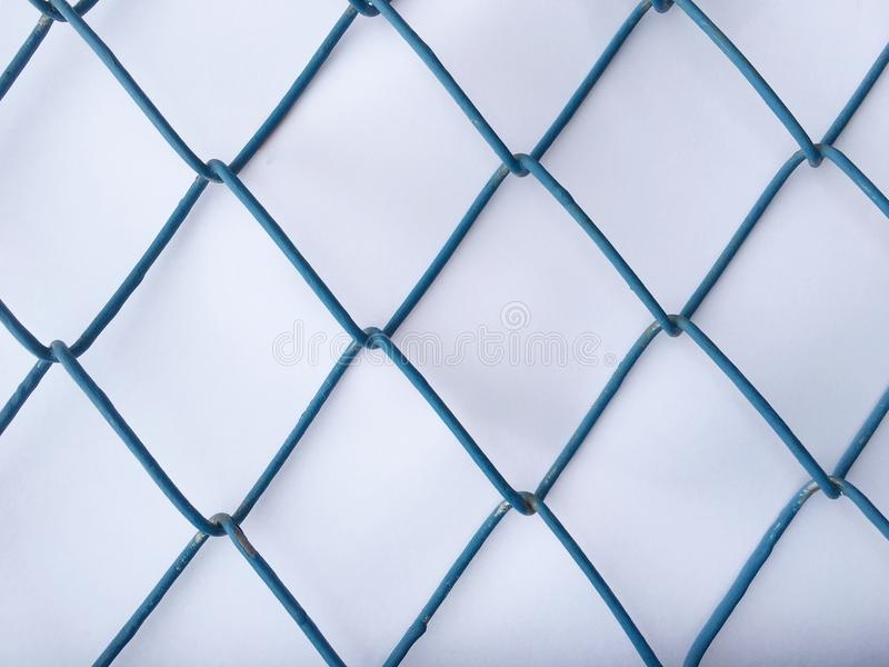 Steel grille,steel net stock photography