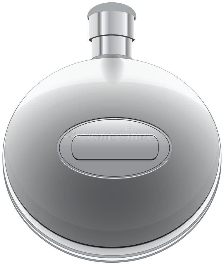 Download Steel jar stock vector. Image of beverage, steel, design - 23435971
